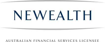 Newealth logo